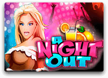 Игровой слот A Night Out в казино Вулкан
